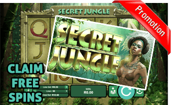 New Secret Jungle Slot Play Now With Free Spins Bonuses