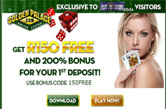 Top Online Casino - Golden Palace Online Casino South Africa