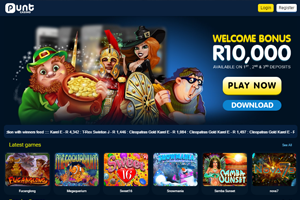 punt-casino-website-screenshot