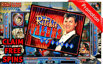 New Ritchie Valens La Bamba Slot Play Now With Free Spins Bonuses