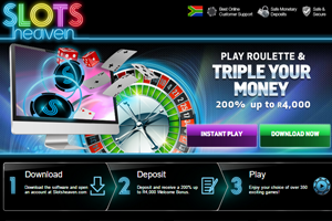 slots-heaven-casino-website-screenshot
