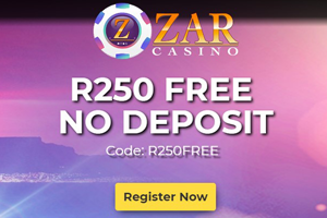 Fly High with the Exclusive No Deposit Bonus of R250 at Zar